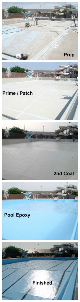 Swimming Pool Sealer : Diy swimming pool waterproofing repair do it yourself