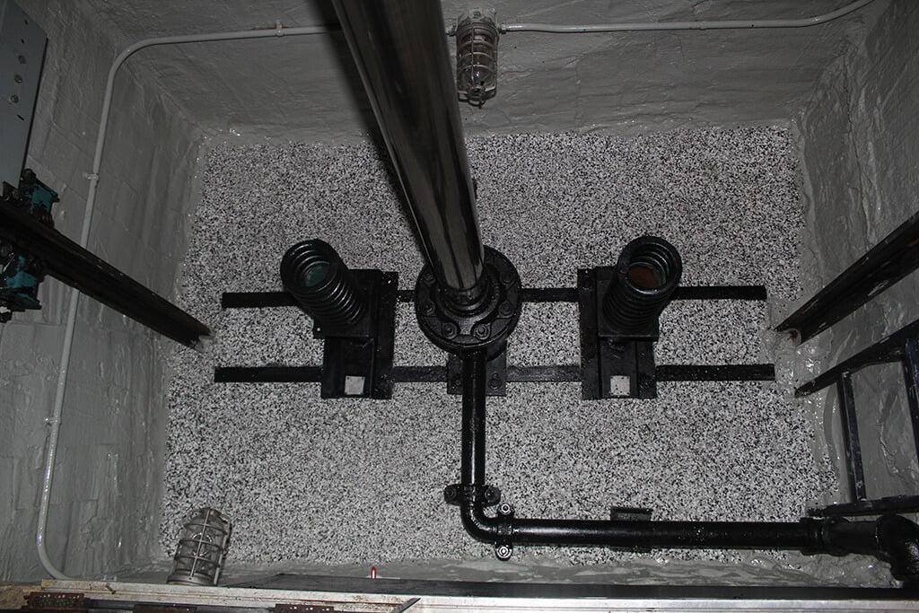 Elevator Waterproofing | Waterproof Elevator Pit | SANI-TRED