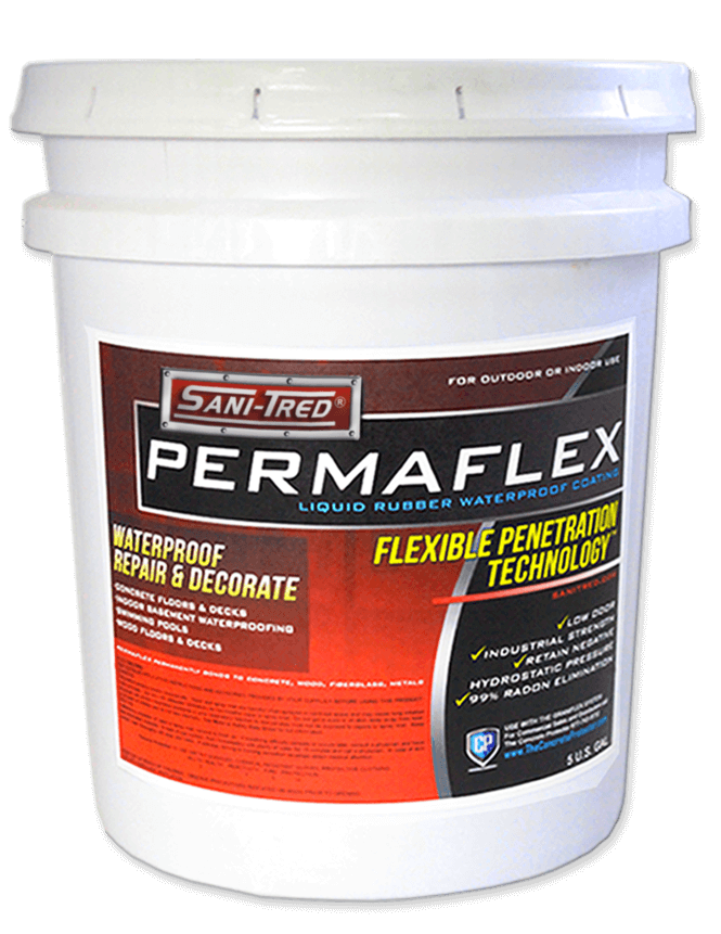 Basement Waterproofing Paint Concrete Sealant