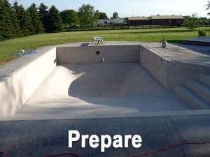 How To Fix A Pool Leak Sani Tred 174 Swimming Pool Sealer