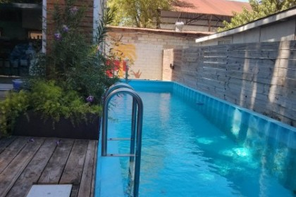 Diy Pool Made From Shipping Containers Sani Tred 174
