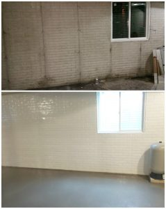waterproofing makeover