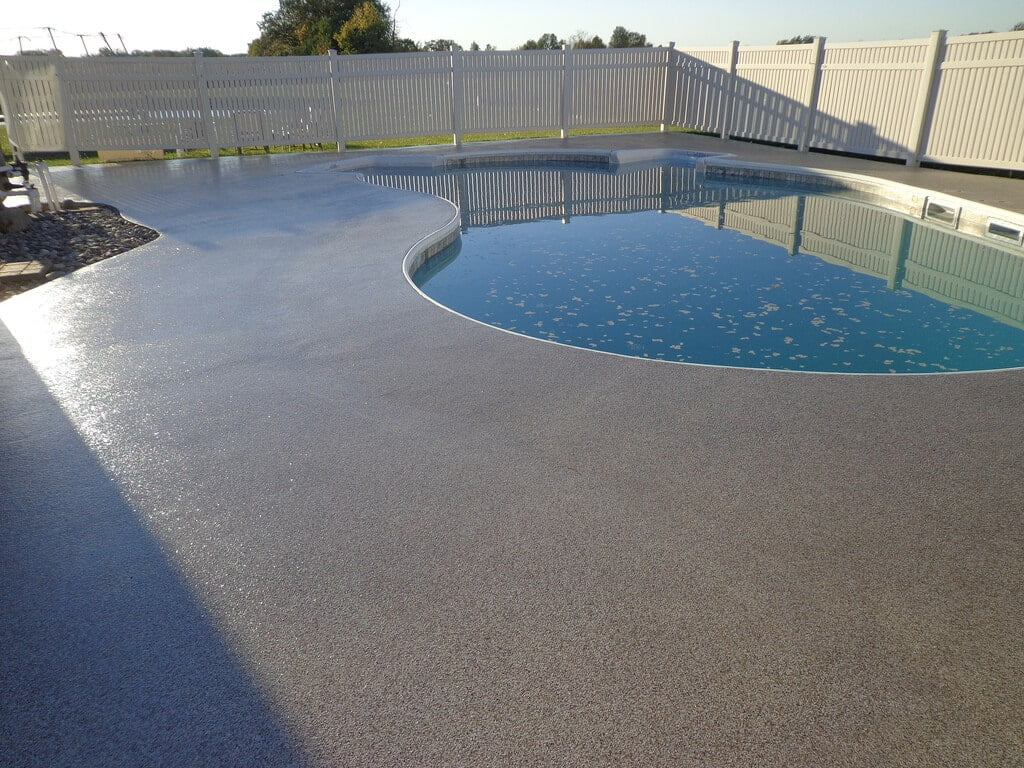 Concrete Pool Deck Coating Diy Sani Tred