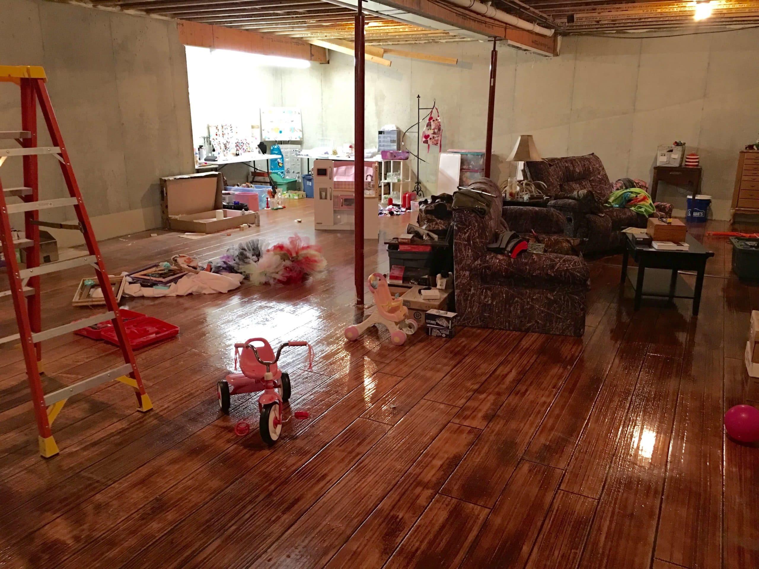 Wet Basement Flooring Water Resistant Wood Flooring